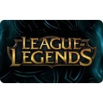 League Of Legends Gift Cards