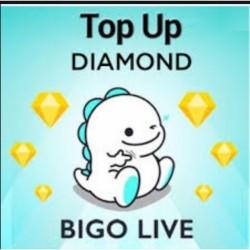 Bigo Live 2380 Diamonds (Direct Top Up)