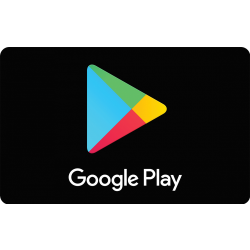 Google Play INR 1000 india