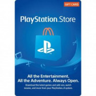 Sony Playstation Gift Card - £45 UK For PS4 - PS3 - PSVita