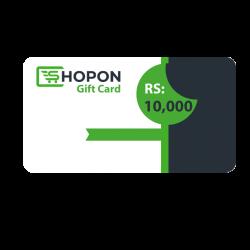 Shopon Gift Card - RS. 10000