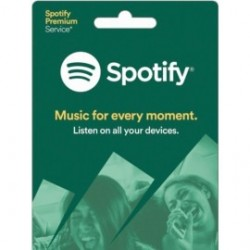 $10 SPOTIFY GIFT CARD (US)